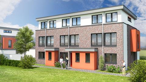 Architekt Lüneburg 3d architektur visualisierung und illustration