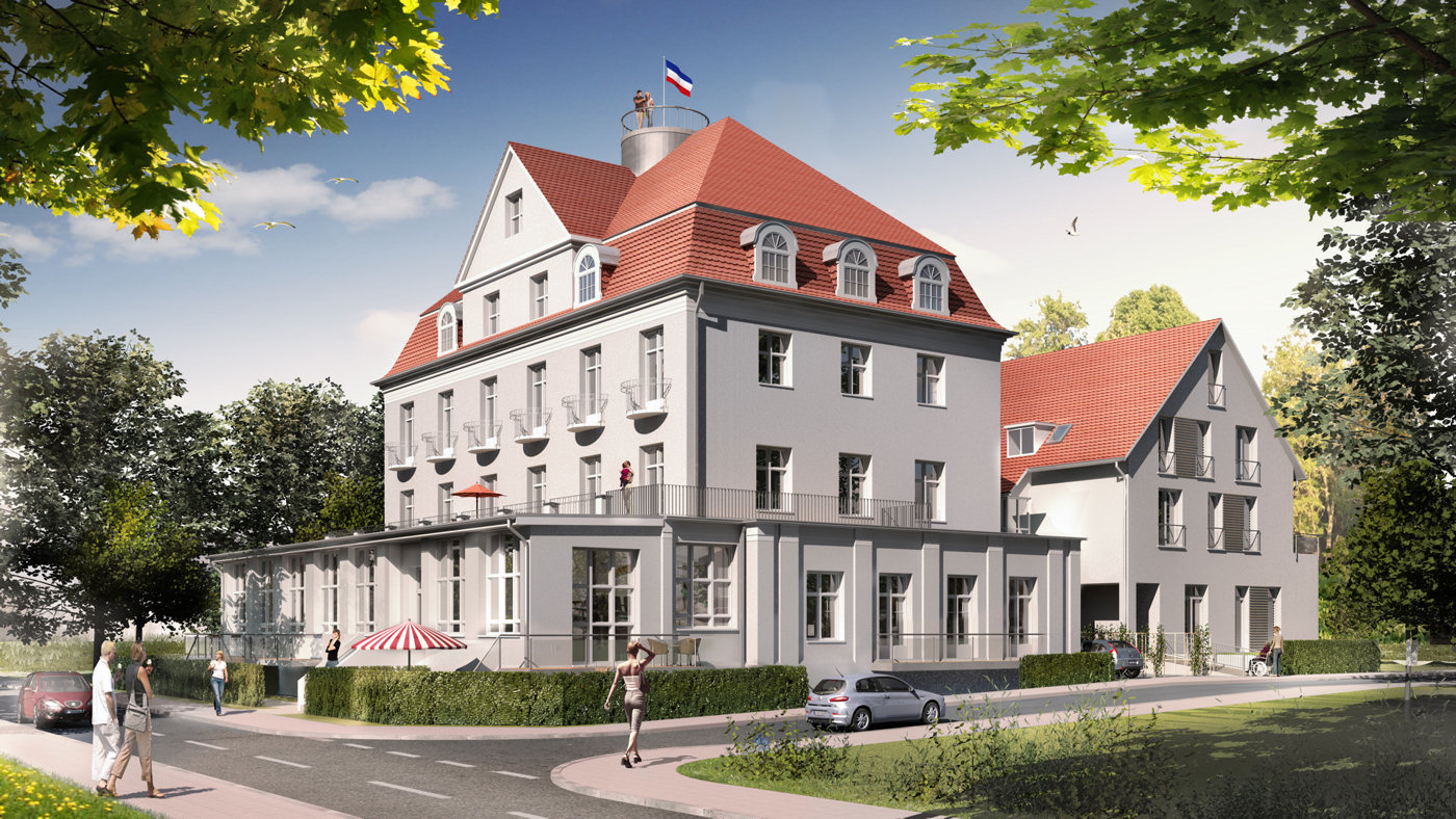 Architekt Lübeck architektur visualisierung in lübeck