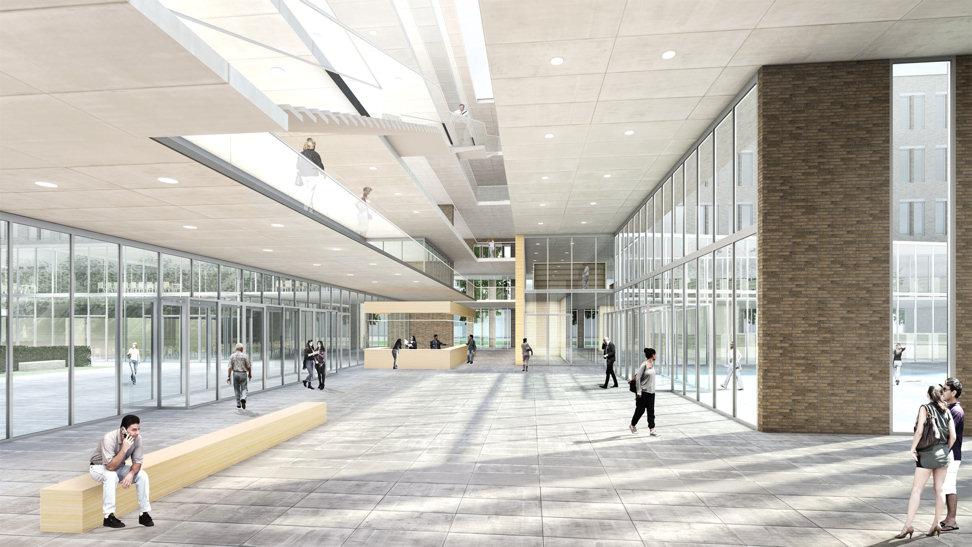 Architekturvisualisierung Stuttgart 3d architektur visualisierungen illustration